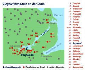 Skizze aus den Schautafeln (8) des Naturerlebnisraums Ziegelei Borgwedel