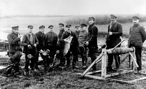 Holmer Fischer Anfang der 1930er Jahre