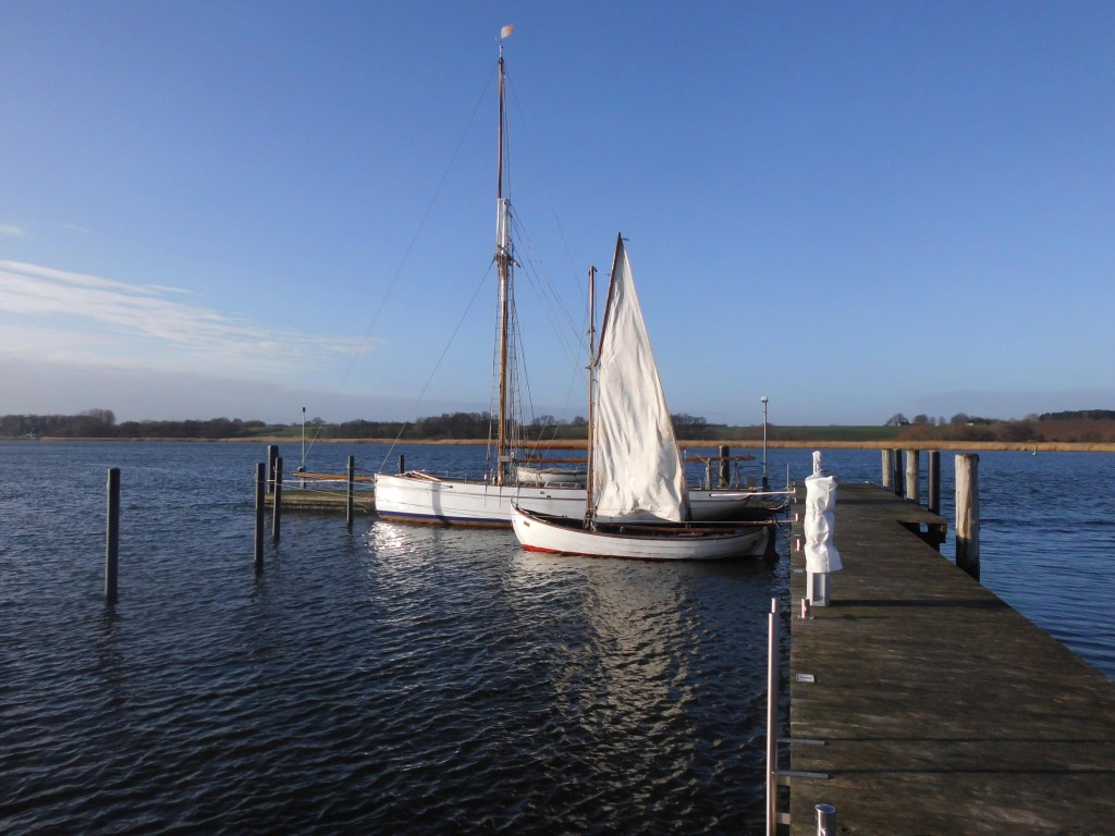 """Die """"Lotta"""" das Vereinsboot des SIEZ"""