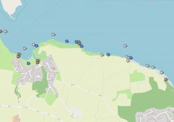 Ergebnisse der Schleikartierung – interaktive Karte